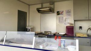 Restauration produits frais et frites fraiches maison