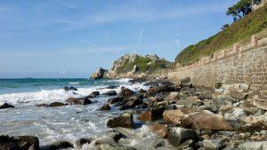 camping bord de mer Bretagne Pleubian