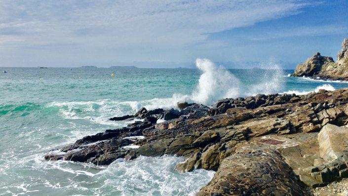 Mer Côtes de Granit Rose - Bretagne