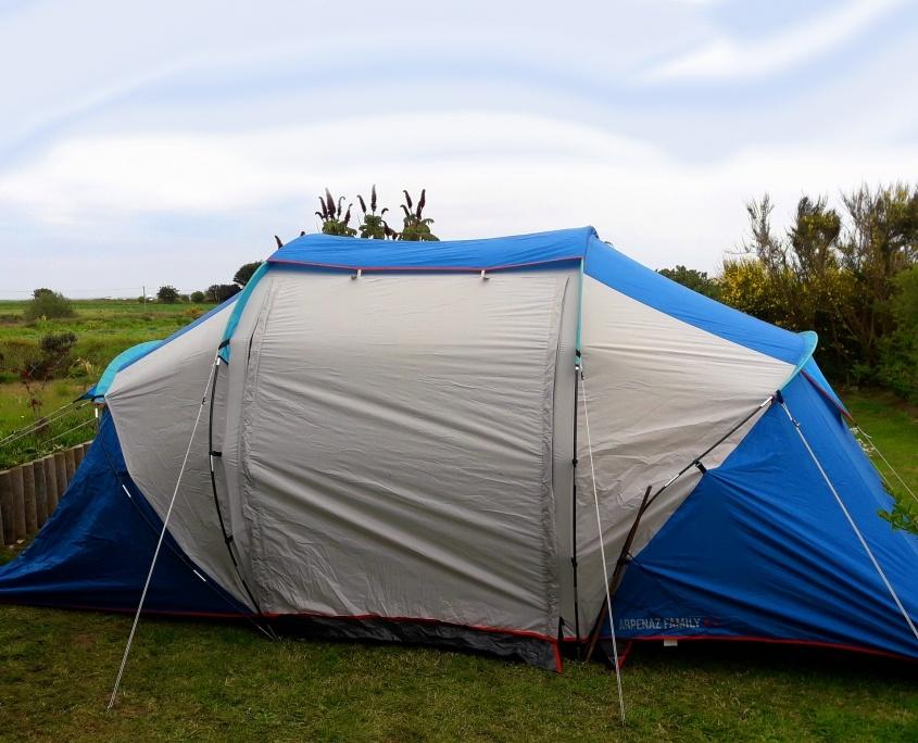 tente de camping domaine de laneros